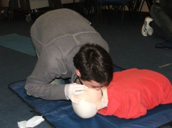 FAW-R (first aid requalification)